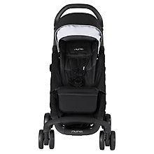Buy Nuna Pepp Luxx Pushchair, Night Online at johnlewis.com