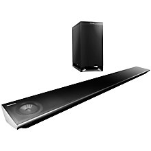 Buy Panasonic SC-HTB880 5.1 Bluetooth NFC Sound Bar with Wireless Subwoofer Online at johnlewis.com