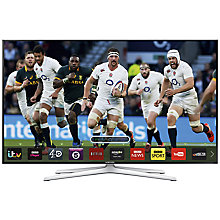 "Buy Samsung UE65H6400 LED HD 1080p 3D Smart TV, 65"" with Freeview HD, Voice Control, Built-In Wi-Fi and 2x 3D Glasses Online at johnlewis.com"