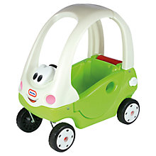 Buy Little Tikes Cozy Grande Coupe Car Online at johnlewis.com