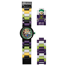 Buy LEGO Joker Watch Online at johnlewis.com