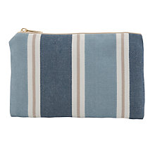 Buy John Lewis Small Cotton Cosmetics Bag Online at johnlewis.com
