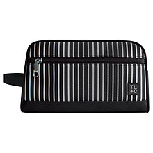 Buy Tender Love & Carry Thin Pin Wash Bag, Black Online at johnlewis.com