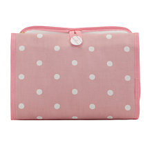 Buy John Lewis Toiletries Hang-Up Bag Online at johnlewis.com