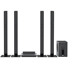 Buy Panasonic SC-BTT885 5.1 3D Smart Blu-ray/DVD Home Cinema System Online at johnlewis.com