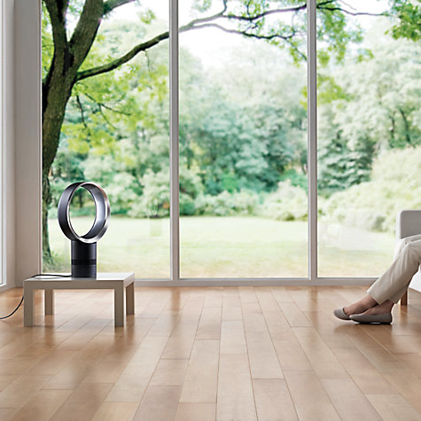Buy Dyson Cool™ AM06 Desk Fan, Black Online at johnlewis.com
