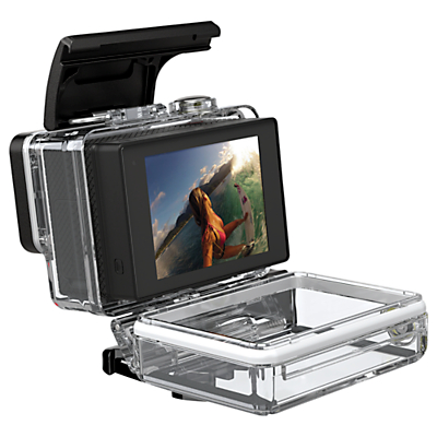GoPro GP3050 LCD Touch BacPac, Touch Screen Monitor for GoPro Hero 3, 3+ & 4