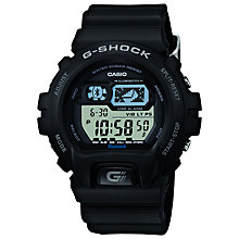 Buy Casio GB-6900B-1ER Men's G-Shock Mass Watch, Black Online at johnlewis.com