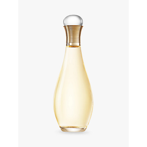 Buy Dior J'adore Body Oil, 150ml Online at johnlewis.com