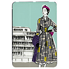 Buy Targus Click-In Case with Ladies Pattern for iPad mini, 1950s Print, Green Online at johnlewis.com