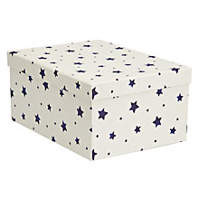 Buy Emma Bridgewater Splatter Gift Box, Large Online at johnlewis.com