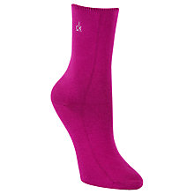 Buy Calvin Klein Holiday Cashmere Blend Ankle Socks Online at johnlewis.com