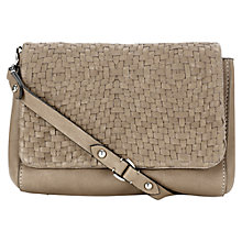 Buy Jigsaw Interweave Cross-body Bag Online at johnlewis.com