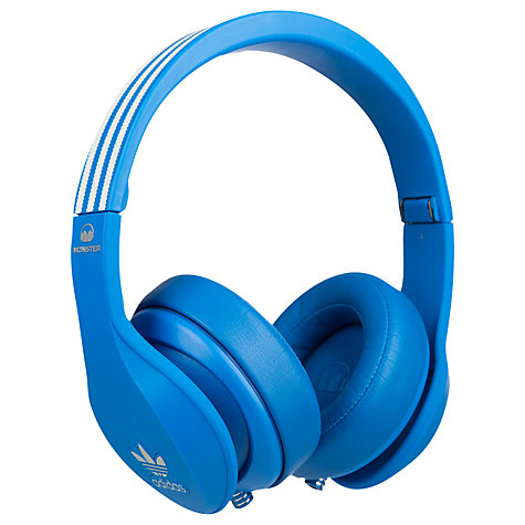 Buy adidas Originals by Monster Full Size Headphones with Mic/Remote Online at johnlewis.com