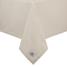 Buy Lexington Oxford Stripe Tablecloth Online at johnlewis.com