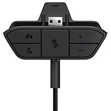 Buy Xbox One Stereo Headset Adapter Online at johnlewis.com