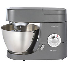 Buy Kenwood KMC577 Premier Chef, Graphite Online at johnlewis.com