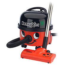 Buy Numatic Henry Xtra HVX200A Autosave Cylinder Vacuum Cleaner Online at johnlewis.com