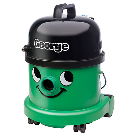 Buy Numatic George GVE370 Wet and Dry Cylinder Vacuum Cleaner Online at johnlewis.com