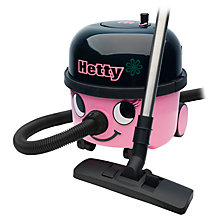 Buy Numatic Hetty HET200A AutoSave Cylinder Vacuum Cleaner Online at johnlewis.com