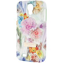 Buy Ted Baker Printed Case for Samsung Galaxy S4, Pale Green Online at johnlewis.com