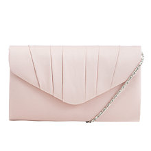 Buy John Lewis Martina Satin Clutch Bag Online at johnlewis.com
