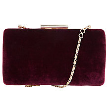 Buy COLLECTION by John Lewis Box Clutch Bag Online at johnlewis.com