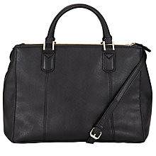 Buy COLLECTION by John Lewis Saffiano Effect Triple Grab Bag Online at johnlewis.com