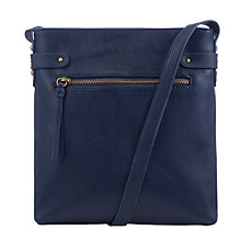 Buy John Lewis Grainy Large Across Body Bag Online at johnlewis.com
