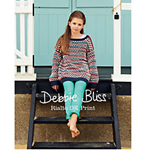 Buy Debbie Bliss Rialto DK Prints Booklet Online at johnlewis.com