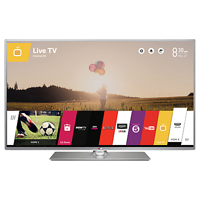 LG 55LB650V LED HD 1080p 3D Smart TV 55 with Freeview HD
