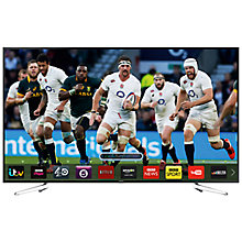 "Buy Samsung UE75H6400 LED HD 1080p 3D Smart TV, 75"" with Freeview HD, Voice Control and 2x 3D Glasses Online at johnlewis.com"