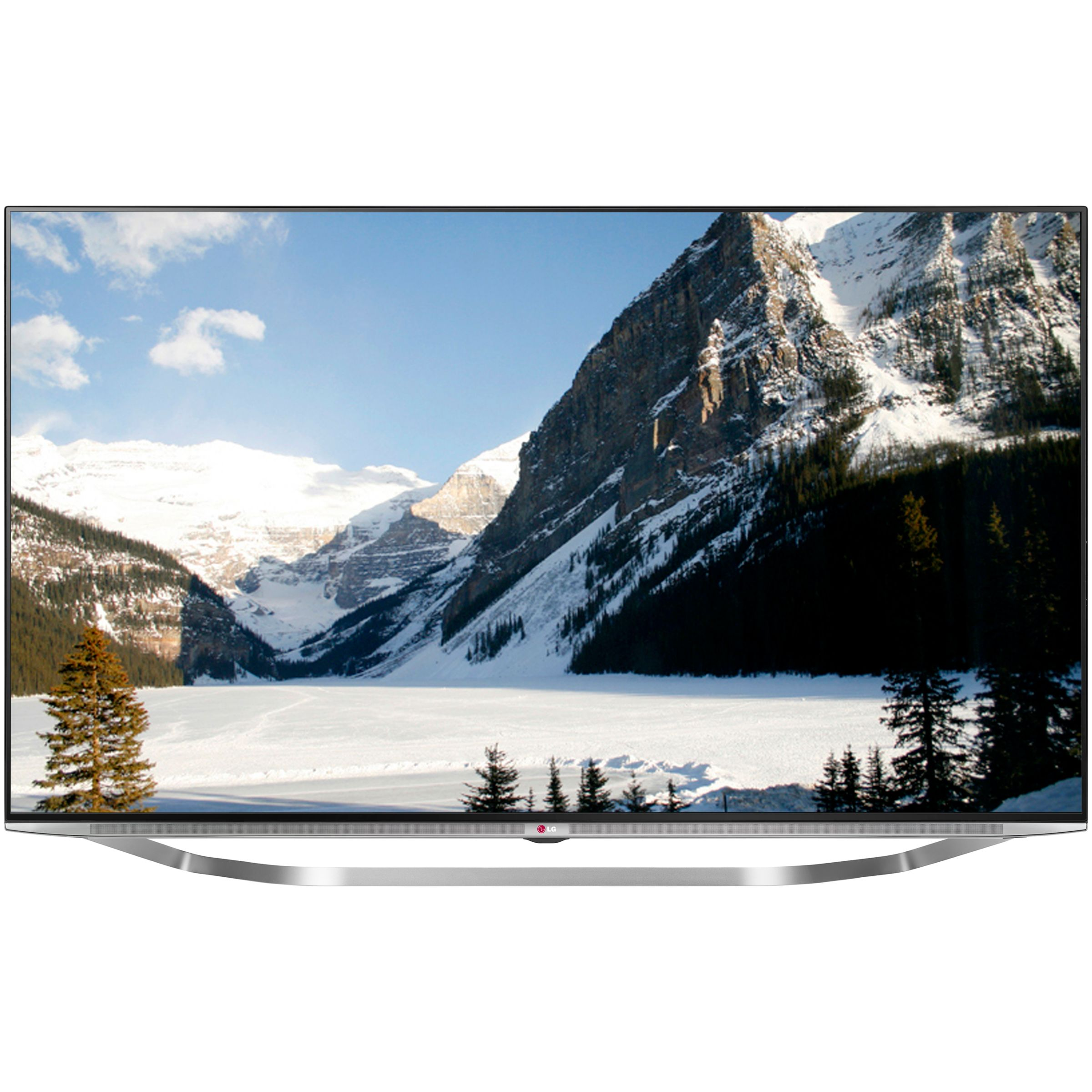 LG 55UB950V LED 4K Ultra HD 3D Smart TV 55 with Freeview HD Integrated Subwoofer