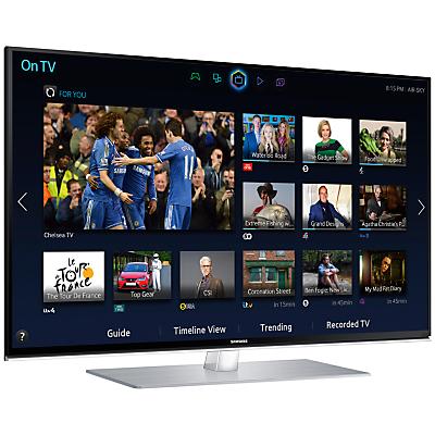 Samsung UE48H6700 LED HD 1080p 3D Smart TV, 48