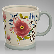 Buy bluebellgray Pink Flowers Mug Online at johnlewis.com