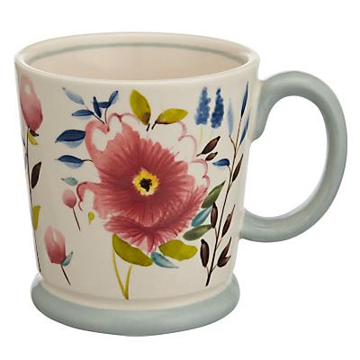 bluebellgray Pink Flowers Mug