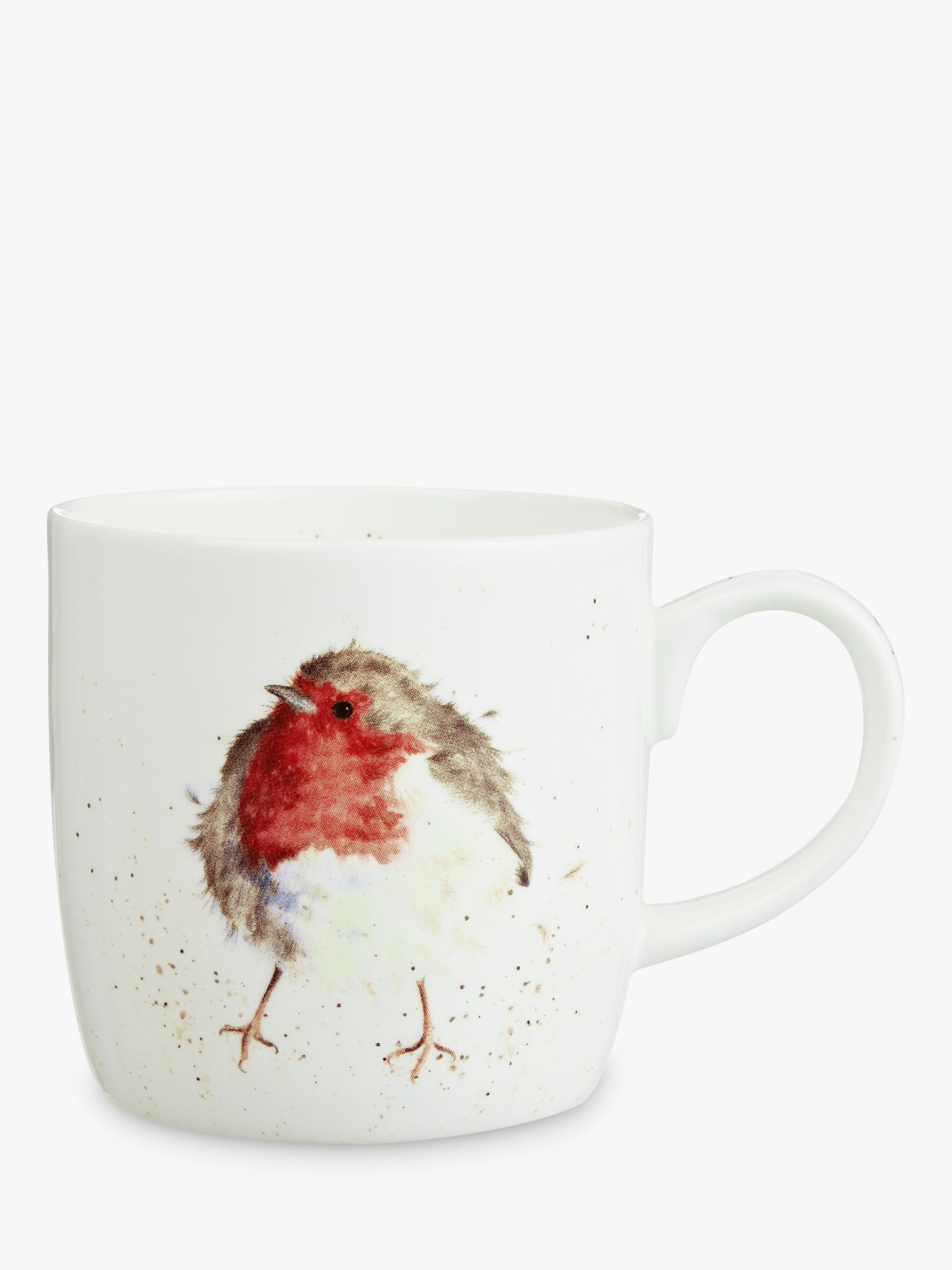 Royal Worcester Royal Worcester Wrendale Robin Mug