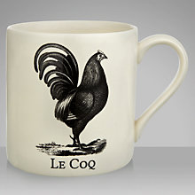 Buy Royal Stafford Edward Challinor Le Coq Mug Online at johnlewis.com