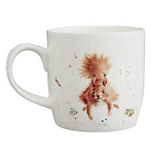 Buy Portmeirion Wrendale Squirrel Mug Online at johnlewis.com