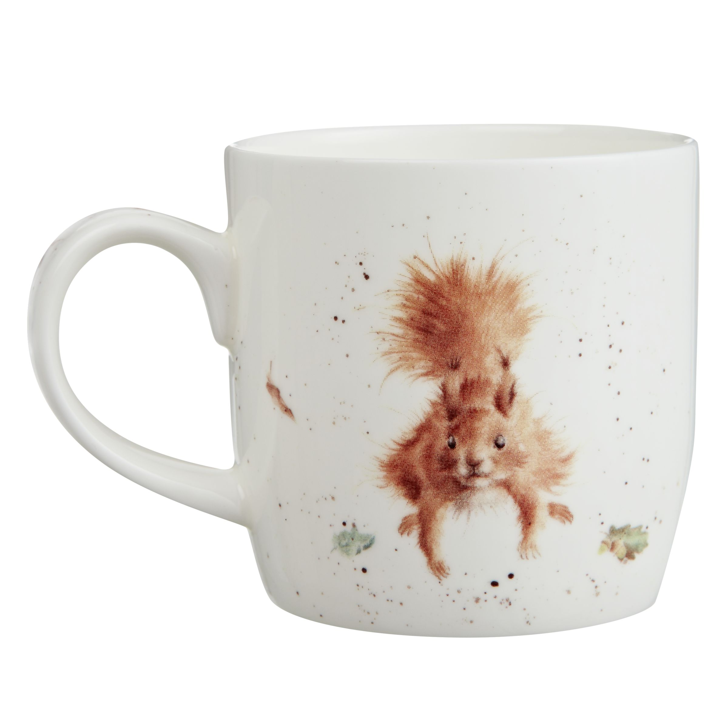 Royal Worcester Royal Worcester Wrendale Squirrel Mug