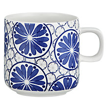 Buy Royal Stafford Cobalt Mug Online at johnlewis.com