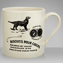 Buy Royal Stafford Edward Challinor Chiens Mug Online at johnlewis.com