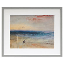 Buy Joseph Mallord William Turner - Dawn After the Wreck Framed Print, 40.6 x 49.9cm Online at johnlewis.com