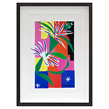 Buy Henri Matisse - Creole Dancer Framed Print, 44.2 x 32.5cm Online at johnlewis.com