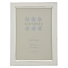 "Buy Sixtrees Zurich Photo Frame, 5 x 7"" (13 x 18cm) Online at johnlewis.com"