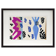 Buy Henri Matisse - The Knife Thrower Framed Print, 44.2 x 32.5cm Online at johnlewis.com