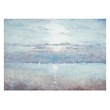 Buy Anthony Waller - At Dusk Print on Canvas, 70 x 100cm Online at johnlewis.com