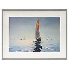 Buy John Harris - Bright Afternoon Framed Print, 55.5 x 72.4cm Online at johnlewis.com