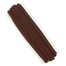 Buy Prym Parka Cord, 4mm, Brown Online at johnlewis.com