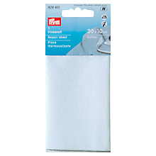 Buy Prym Repair Sheet, 30 x 10cm, White Online at johnlewis.com